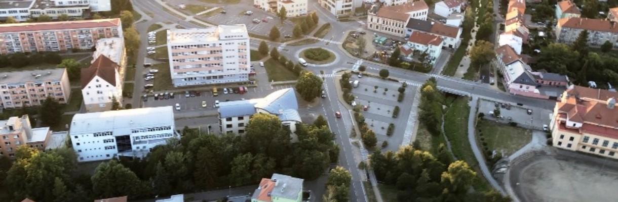 The town of Vyškov