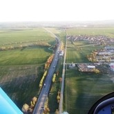 Sightseeing flights by plane and balloon