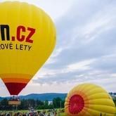 Vyhlídkové lety letadlem a balónem