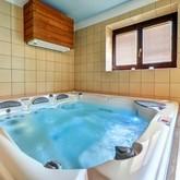 Sauna a vířivka