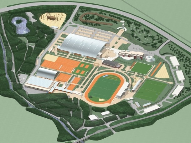 Sports facilities in Vyškov (for clubs)